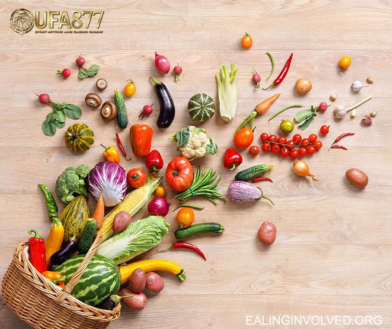 อาหารที่มีประโยชน์